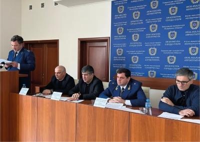 АБХАЗИЯ: ОПЕРШТАБ: ДИАГНОЗ COVID-19 ПОДТВЕРЖДЁН У 109 ЧЕЛОВЕК