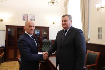 АБХАЗИЯ: В АДМИНИСТРАЦИИ ГУЛРЫПШСКОГО РАЙОНА ОБСУДИЛИ ПРОБЛЕМУ ЭЛЕКТРОСЕТЕЙ